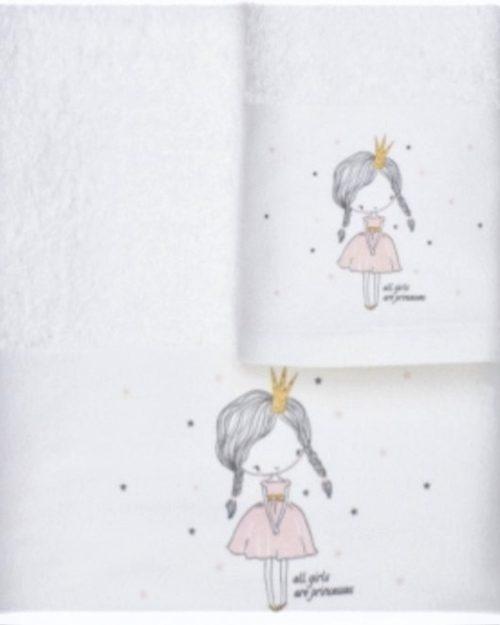 Πετσέτες Σετ 2 τεμαχίων Chloe