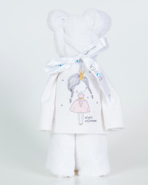 Πετσέτα Αρκουδάκι Chloe