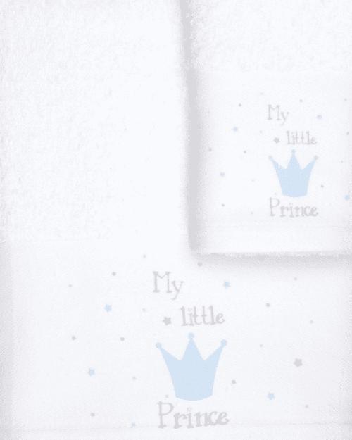 Πετσέτες Σετ 2 τεμάχια My Little Prince